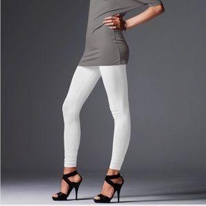 ❗️1 LEFT Nordstrom Winter White Leggings NWT $58!